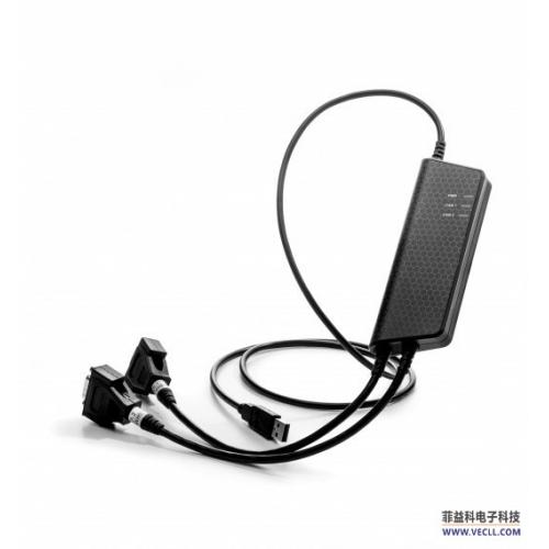 双通道CAN分析仪-Kvaser USBcan Pro 2xHS v2